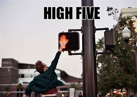 High Five Meme - meme high five imglulz