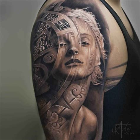 tattoo realism artist arlo dicristina graneд junction united