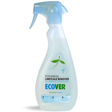 Shower Limescale Remover by Ecover Limescale Remover Vb Cleaning