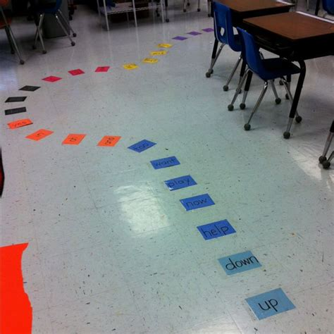 floor leader in a sentence your s aide sight word floor
