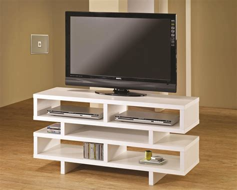 contemporary tv stands stage modern tv stand