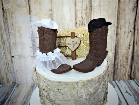 a family for the rancher cowboys to grooms books western wedding cake topper boot cowboy hat western