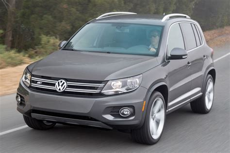 volkswagen suv 2016 2016 volkswagen tiguan suv pricing for sale edmunds