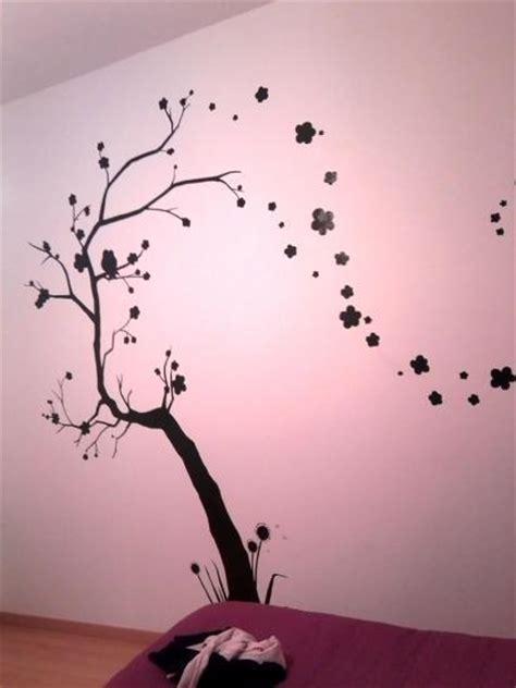 Chambre D Enfant Un dessins sur mur