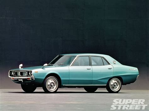 Front Corner L Nissan 200l 1983 1972 nissan laurel skyline c110 growing selling out