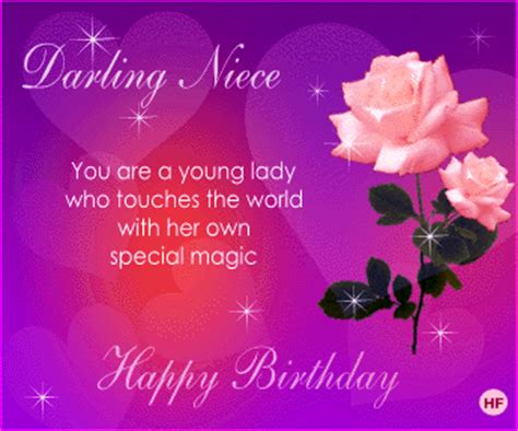 Birthday Quotes For A Special Niece Birthday Wishes For Niece Poems Niece Birthday Cards