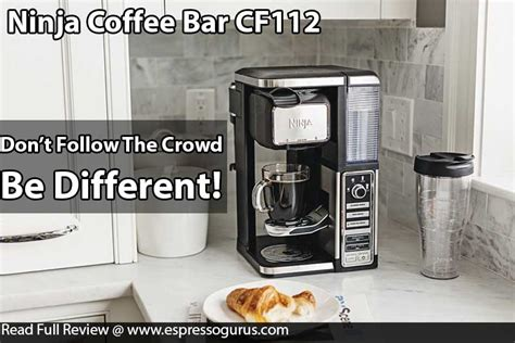 top brew coffee bar ninja coffee bar single serve system with built in frother