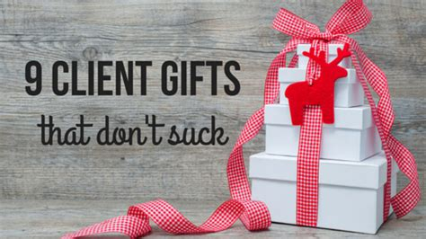 gifts clients 9 client gifts that don t inspectorpages