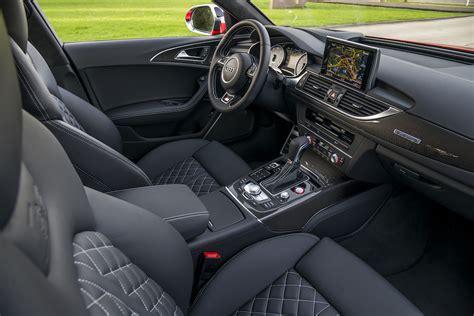 Audi Sportsitze by Audi A6 Facelift Und Audi S6 Im Test Autogef 252 Hl