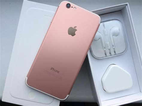 Iphone 6 S 16gb Rosegold iphone 6 16gb metallic gold and white o2 giff gaff