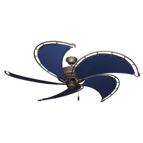 hunter nautical ceiling fans gulf coast nautical raindance ceiling fan antique bronze