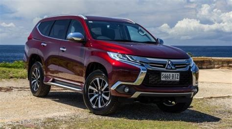 mitsubishi pajero sport 2018 2018 mitsubishi pajero sport redesign and price review