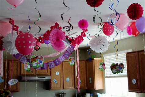 balloon decoration for birthday party at home simple birthday decoration ideas at home with balloons