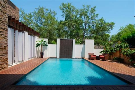 pool area outdoor pool area modern pool houston by