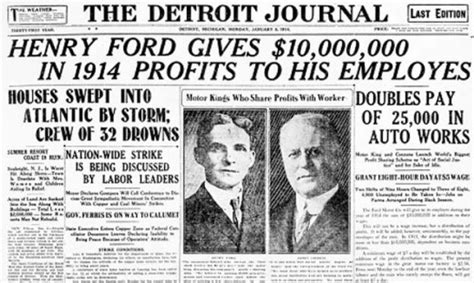 henry s day ford the story of henry ford hubpages