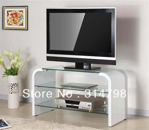 living room tv table white tv stand made of mdf with painting modern tv cabinet for living room furniture glass tv