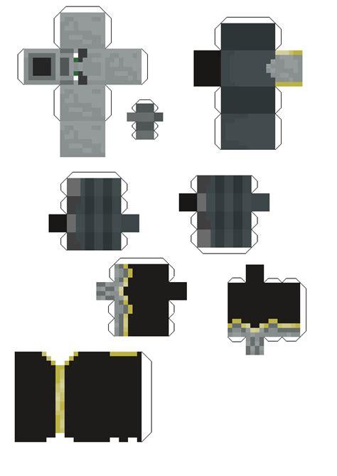 Minecraft Papercraft Witch - papercraft evoker 1 11 minecraft