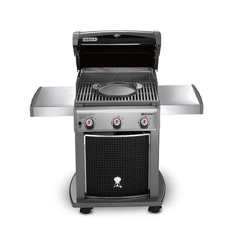 weber spirit e 310 gourmet bbq system gas grill review