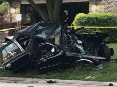 car crash in illinois car crash in oak forest kills 1 oak forest il patch
