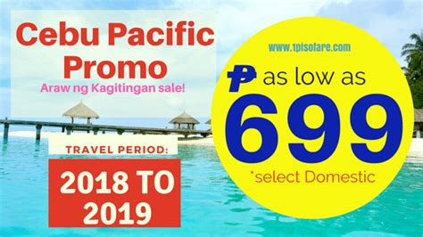 cebu pacific promo fare from 2018 up to 2019