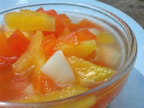 video cara membuat es buah segar resep es buah resep cara masak