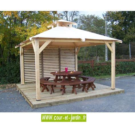 Tonnelle Pour Terrasse by Tonnelle Terrasse Tonnelle En Bois Pergola Bois En Kit