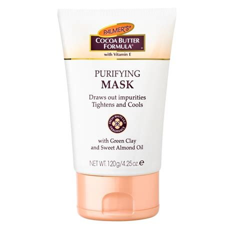 Butter Mask palmer s cocoa butter formula purifying mask cocoa butter formula range palmer s