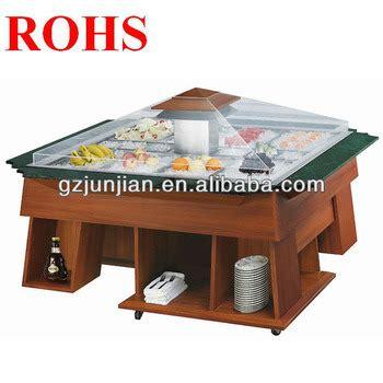 counter top salad bar china square lift salad bar salad bar fridge buffet bar freezer counter top salad