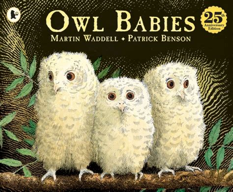 walker books owl babies