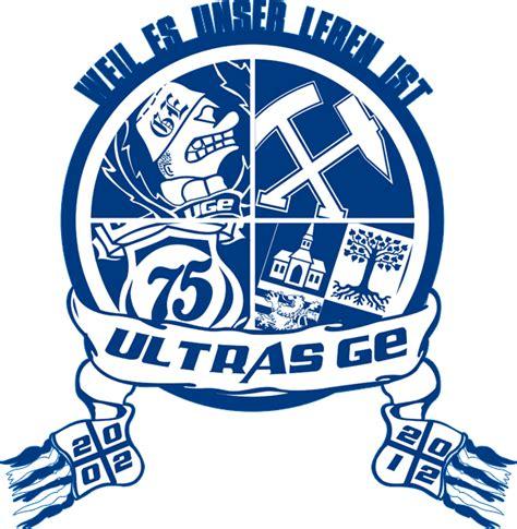 Ultras Ge Aufkleber by 10 Jahre Ultras Gelsenkirchen Ultras Gelsenkirchen