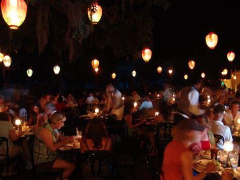 Blue Bayou Restaurant Menu, Disneyland Park