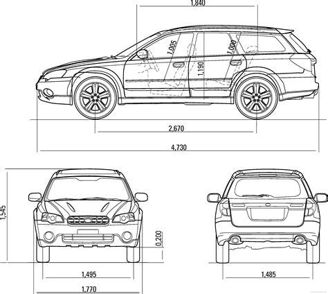subaru forester measurements the blueprints blueprints gt cars gt subaru gt subaru
