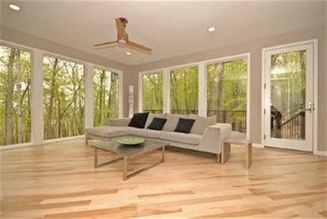 Creative Ideas For Home Interior maple floors with gray walls mayo woodlands modern