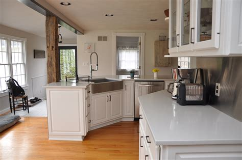 off white kitchen cabinets with quartz countertops white quartz countertop installed in frankfort ny quartz top