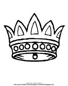 crown color crown coloring page az coloring pages