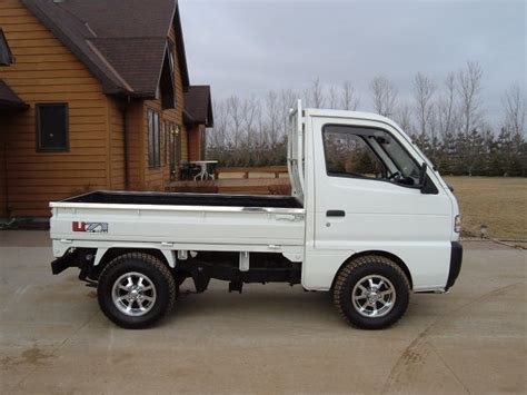 mitsubishi mini truck bed size japanese mini truck accessories available at ulmer farm