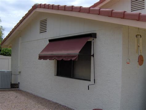 window awnings phoenix enjoy the convenience of retractable awnings in phoenix