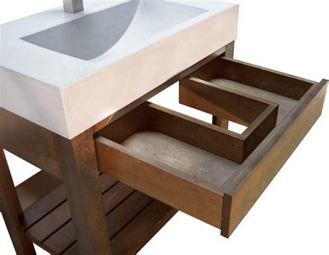 houzz bathroom sinks concrete sink trueform concrete bathroom sinks new york by trueform concrete