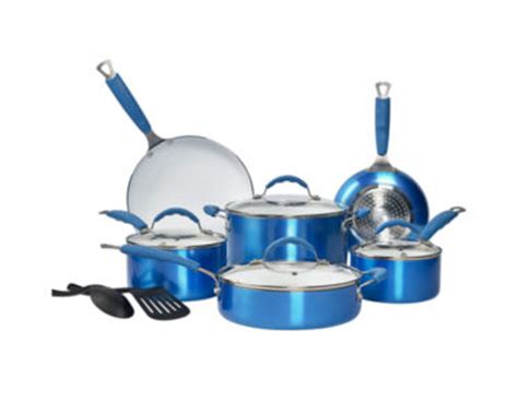 Philippe Richard Ceramic Nonstick Cookware Set by Philippe Richard 12 Pc Ceramic Nonstick Cookware Set From