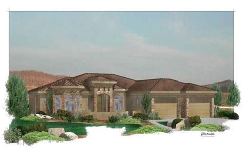 southwestern houses southwest house plans southwestern style homes