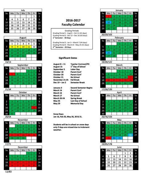 Cps School Calendar Cps 2016 17 Calendar Released 100 Images Taft High