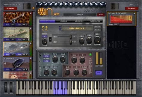 Vst The Orchestra kvr chinee orchestra by kong audio world vst plugin