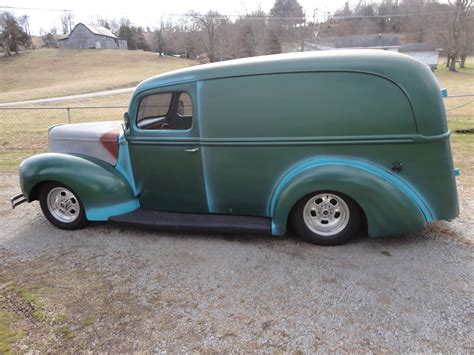 truck car ford 1940 ford panel truck 1940 ford ford panel van ford panel