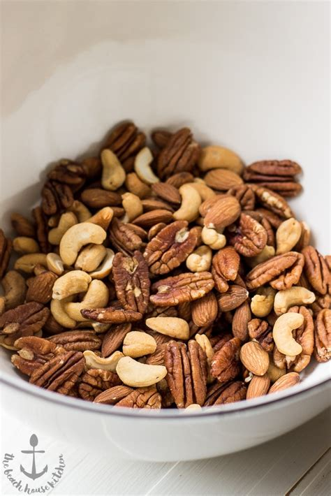 spiced holiday nuts spiced holiday nuts the beach house kitchen