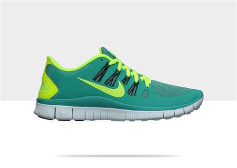 nike womens turquoise running shoes nike free 5 0 womens running shoe turquoise volt 580591