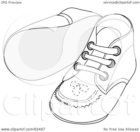 coloring pages of baby shoes free a pair of shoes coloring pages