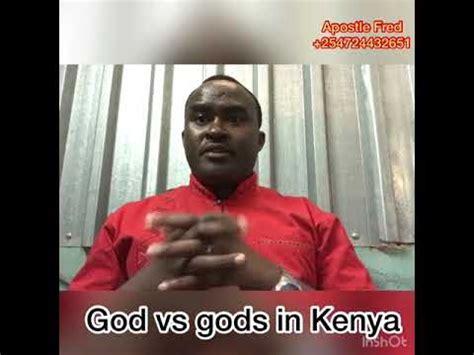 kenya election 2017 mystery: apostle fred   doovi