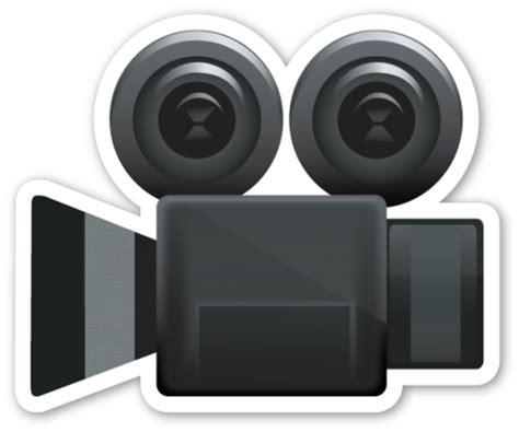 emoji film camera 8 movie camera produits et technologie cam 233 ra de cin 233 ma