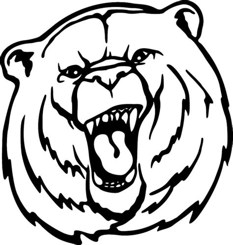 coloring page of a bear head jeremiah 1 5 activity sheet related keywords jeremiah 1