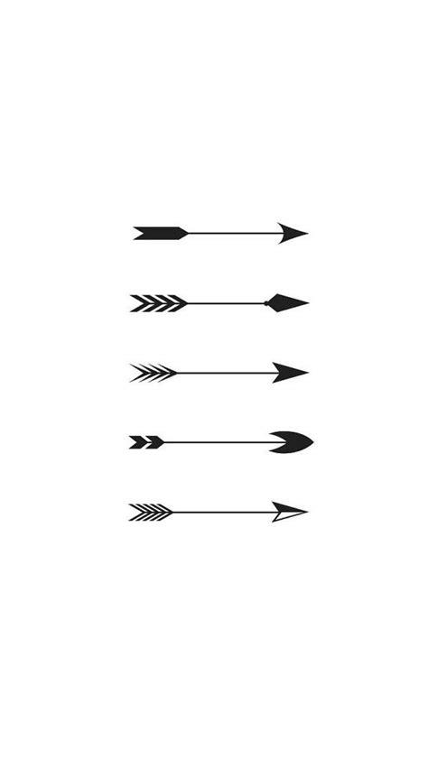 5 arrow tattoo 25 best ideas about arrow design on